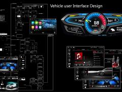 Intelligent Vehicle Interface Design