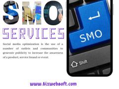 SMO Services- Facebook, Twitter, Instagram
