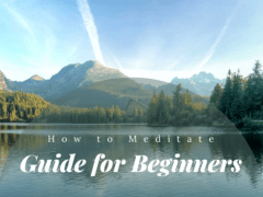 How to meditate: Guide for Beginners