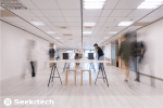 時刻科技 work environment photo