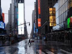 NYC moving forward