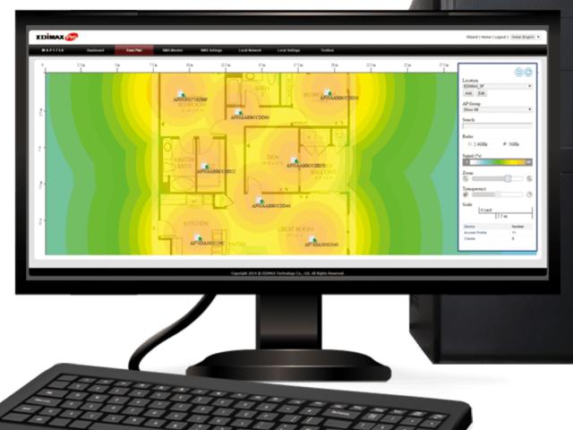 EDIMAX  Pro to Network Management Software