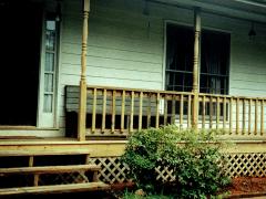 Spindle Porch