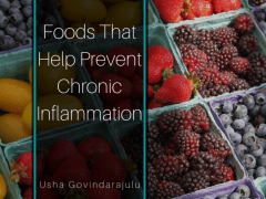 Foods That Help Prevent Chronic Inflammation