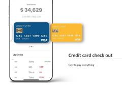 UI Design/Credit check