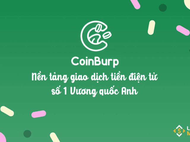CoinBurp là gì? BURN Token là gì?