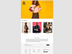 Adobe xd web design prototype