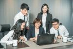 勤業眾信聯合會計師事務所 Deloitte Taiwan 工作环境照片