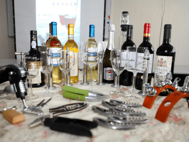 攝影|葡萄酒品酒會