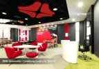DBS Bank work environment photo
