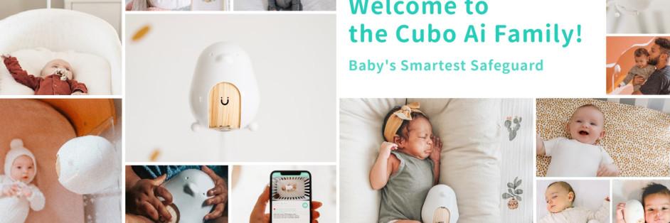 Cubo AI 智慧寶寶攝影機 (雲云科技)