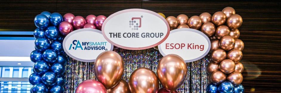 核聚股份有限公司 The Core Group