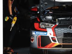 Audi Sport RS3 LMS TCR
