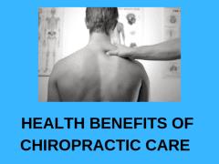Chiropractic - Borio Chiropractic Health Center