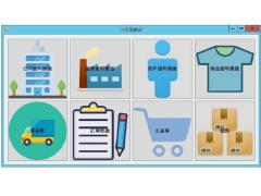 服飾批發業-簡易ERP進銷存系統