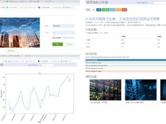 Stock website
