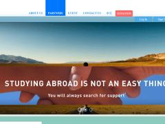 International Student Home Website