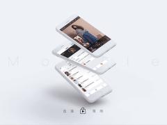 APP UIUX design
