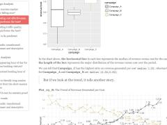 Data Visualization: Online Campaign Analysis