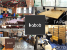 KABOB | AIoT and Retail SaaS work environment photo