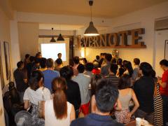 攝影|Evernote Taipei Office Welcome Party