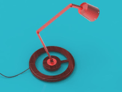 Designed A modular Lamp