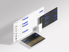UI Design/Direct Message