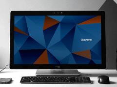 Graphic Design - Desktop Wallpaper Design UI