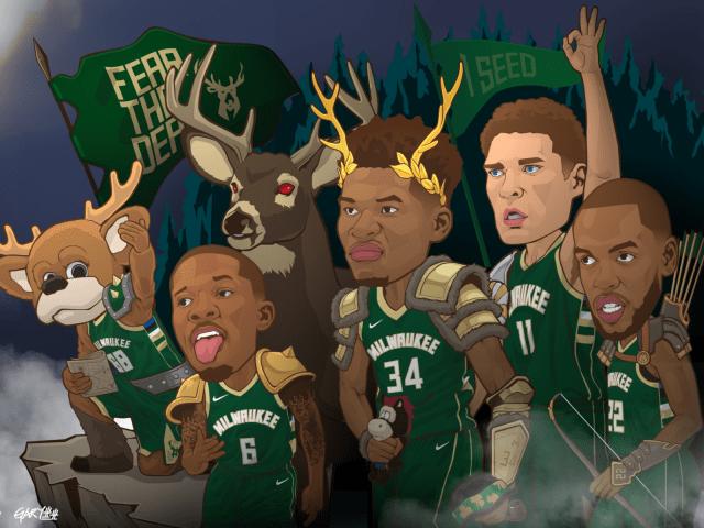 邁向奪冠之「鹿」