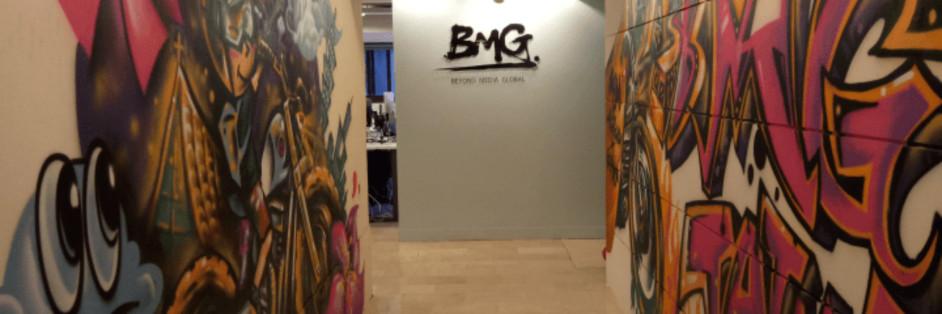 柏媒網絡科技有限公司 BMG (Beyond Media Global)