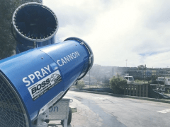 MB Dust Control - Spray Cannons