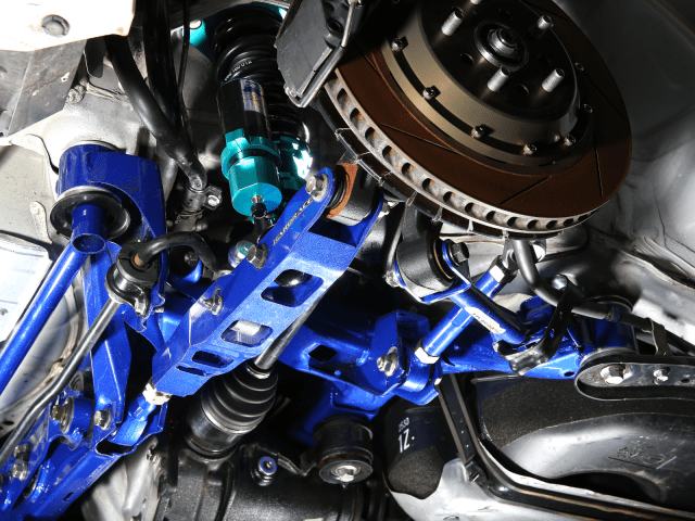 The Function of Link, Struct Bar and Anti-Roll Bar