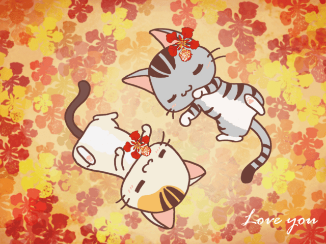 [寵物插畫接案]安詳的夢