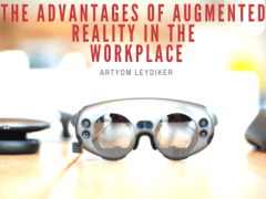 The Advantages of Augmented Reality In Work