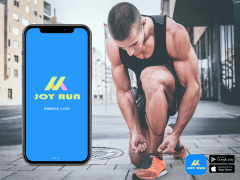 UIUX JoyRun APP Design