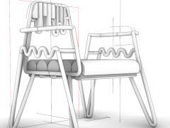 嵐-家具設計