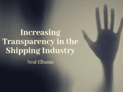 Increasing Transparency in the Shipping Industry