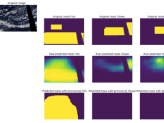 Cloud shape segmentation and classification