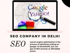SEO Company in Delhi NCR – Local SEO