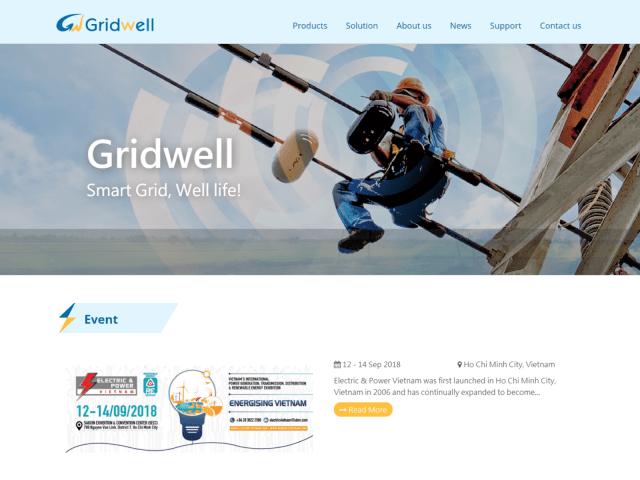 5_共同創作者- 瑞台電傳公司網站 Gridwell