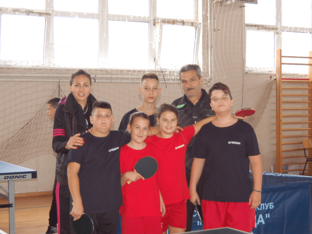 Победници Мачванског округа у стоном тенису