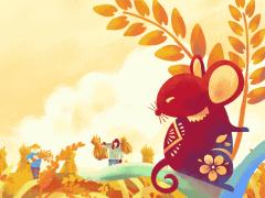 鼠年插圖 / illustration