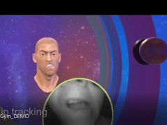 real time facial animation