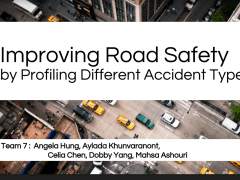 Explanation - Traffic accident analysis