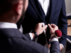 Men's Suit Alterations in Sydney