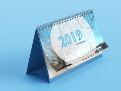 2019 年曆
