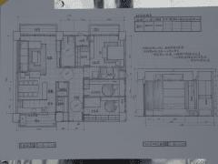 室內設計平面配置圖手繪練習-1015