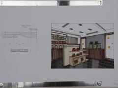 室內設計空間意象圖與施工大樣圖-1013