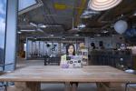 Facebook work environment photo