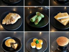 Bakery Instagram Layout